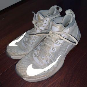 Nike Men's White Athletic Sneakers